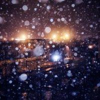 И падал снег... :: Вадим Есманович