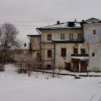 Старые дворы ( 19 век ) :: Святец Вячеслав