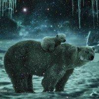 Мама и ребятёнок )))) :: Андрей Веселов ( Богомолов)