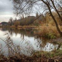 зимне-осенний пейзаж :: юрий иванов