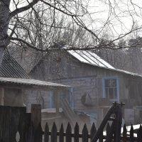 Дом в заброшенной деревне :: Евгений Меринов