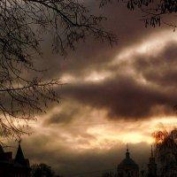 Вечер в городе :: Леонид Абросимов