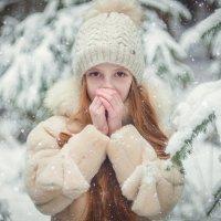 Зимняя сказка :: Светлана Филипеня