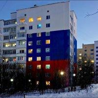Россия. Арктика встречает Новый Год... :: Кай-8 (Ярослав) Забелин