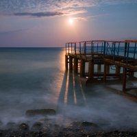 Магический лунный свет :: Александр Плеханов