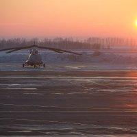 На аэродроме :: Андрей Синявин