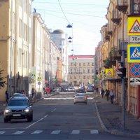 Фонарный переулок в Санкт-Петербурге :: Фотогруппа Весна.