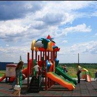 Детские радости для взрослых фотографов. :: Юрий Гуков