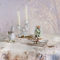 Сказка зимнего леса... :: Валентина Колова