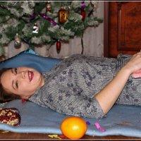 Новогодний кураж. :: Anatol Livtsov