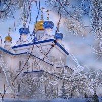 С Рождеством!!!! :: Ида Слизких