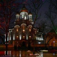 В канун Святого Рождества :: Anatoley Lunov