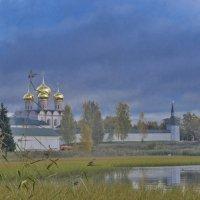 Валдайский Иверский мужской монастырь :: Игорь Максименко