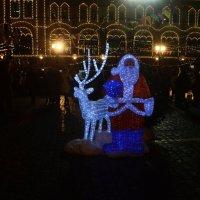 новый год на Красной площади :: Галина R...