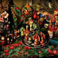 Рождественский хоровод :: Кай-8 (Ярослав) Забелин