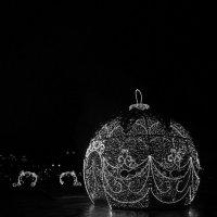 Зимний шарик вместо снежка ... :: Лариса Корж