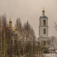 В селе Борисрглеб :: Сергей Цветков