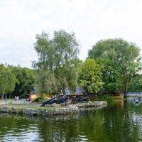 Городской парк. Самара. :: Игорь Денисов