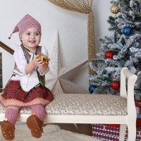 Малышка :: ДмитрийМ Меньшиков