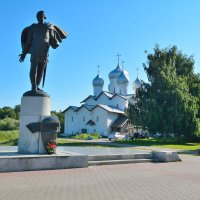 Прогулки по Великому Новгороду 5 :: Константин Жирнов