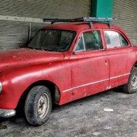Cuban car :: Arman S