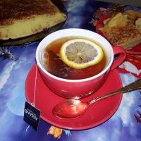 Чай :: BoxerMak Mak