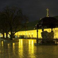 Лавра ночью. :: Sergii Ruban