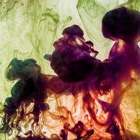 Медузы, исполняющие брачный танец. :: Виктор Иванович Чернюк