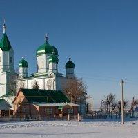 Село Красные Ключи. Самарская область :: MILAV V