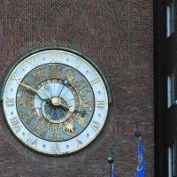 Астрономические часы :: Natalia Harries