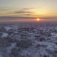На закате :: Сергей Жуков