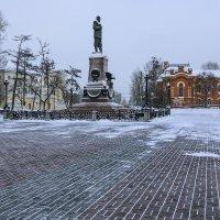 Памятник Александру III :: Владимир Гришин