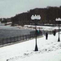 Новая Набережная Рыбинск :: Александр Ребров