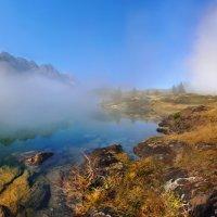 сиреневый туман :: Elena Wymann