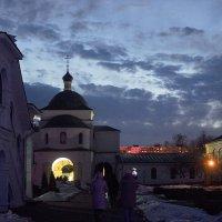 Спасо-Преображенский мужской монастырь.Муром :: НАТАЛЬЯ