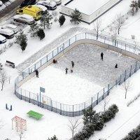 Зимние игры :: Valeriy(Валерий) Сергиенко