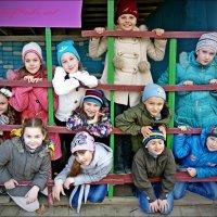 Послушные детки... :: Сергей Порфирьев