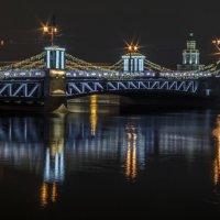 Дворцовый мост. :: Марина Ножко