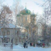 Рождественская Гатчина :: Евгения Кирильченко