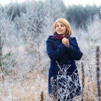 Волшебство морозного утра :: Екатерина Лукьянчук