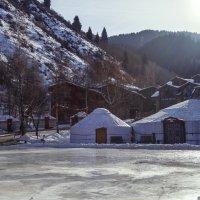 Зима в горах :: Ирина Масальская