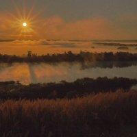 Утро на реке :: Игорь Егоров
