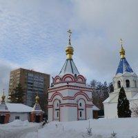 Свято-Введенский Кизический мужской монастырь :: Наиля