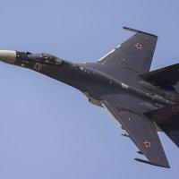 Сухой Су-35С :: Владимир Сырых