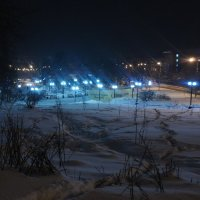 Мороз... :: Юрий Николаев