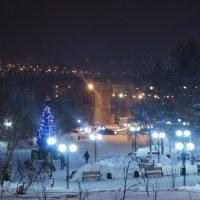 Новогодний мороз... :: Юрий Николаев