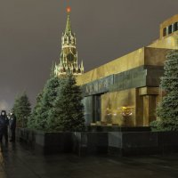 Мавзолей Ленина на Красной площади :: Александра