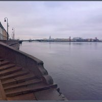 Невские берега. :: Vadim WadimS67