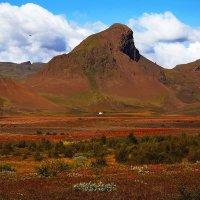 Лето в Исландии :: Юлия Моисеева