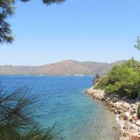 Турция,Средиземное море :: tgtyjdrf